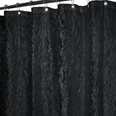 Park B Smith Crinkle Chintz Watershed Shower Curtain