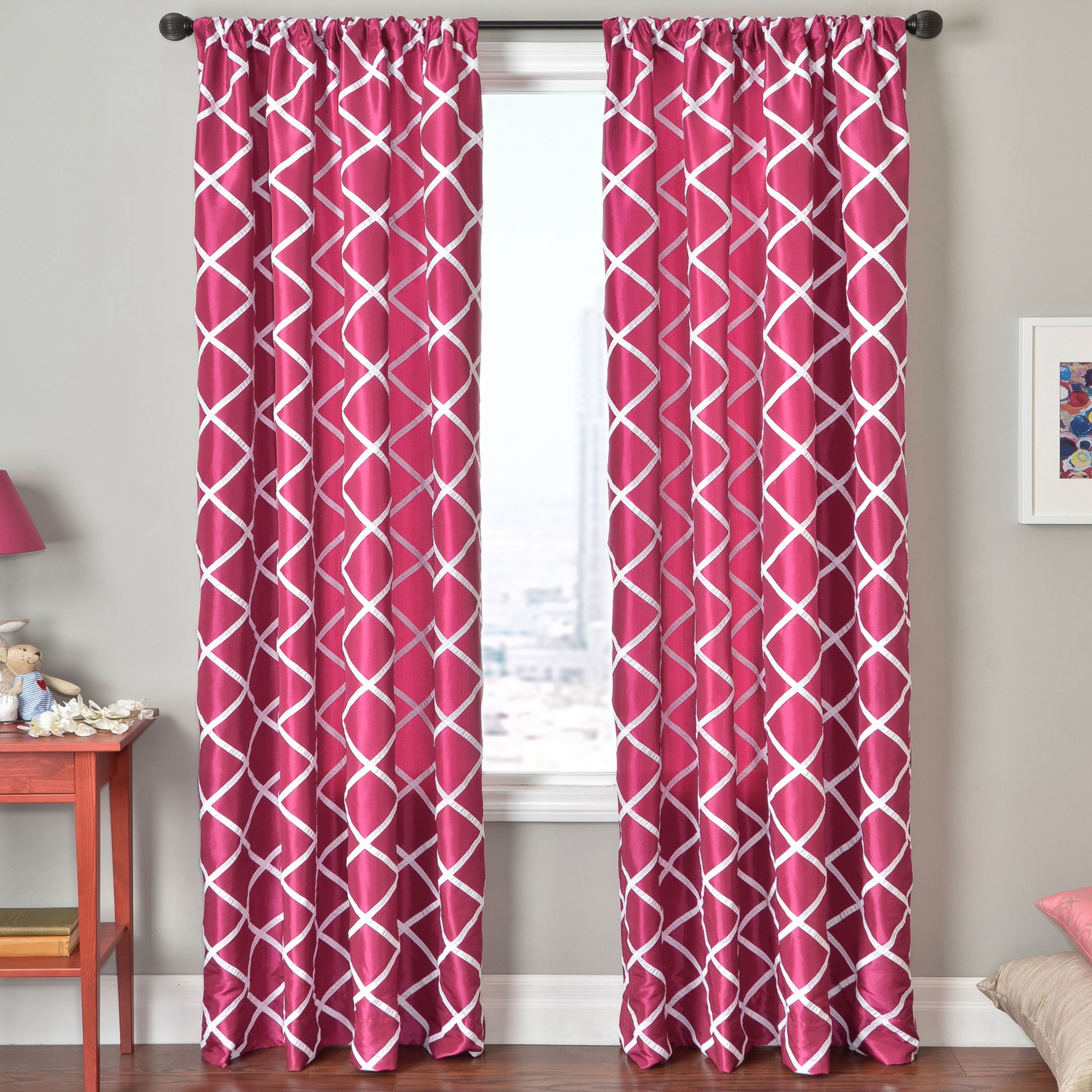 Blackout Curtains Childrens Bedroom Collection Including Baby ...