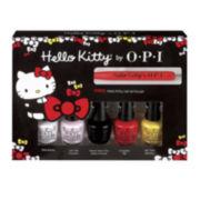 OPI 5-pk. Hello Kitty Friends Mini Nail Polish
