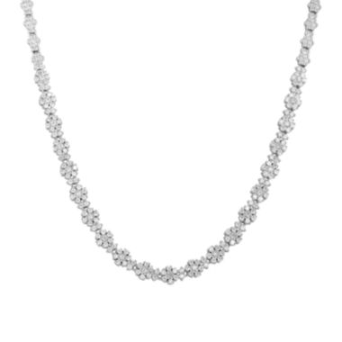 jcpenney.com | LIMITED QUANTITIES 3 CT. T.W. Diamond 10K White Gold Necklace