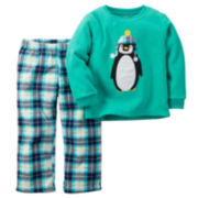Carter's® Long-Sleeve 2-pc. Pajamas Set - Baby Boys 12m-24m