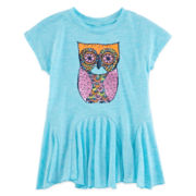 Arizona Short-Sleeve Tunic - Toddler Girls 2t-5t