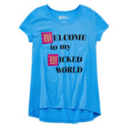Disney Descendants Wicked World Tee - Girls 7-16