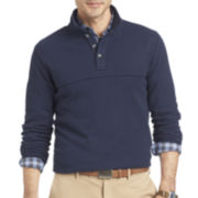 Van Heusen® Fleece Pullover Sweater