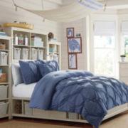 Victoria Classics Monica Pintuck Comforter Set