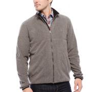 IZOD® Full-Zip Fleece Jacket - Big & Tall