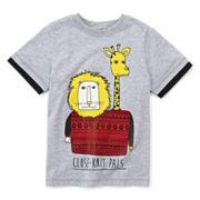 Okie Dokie® Graphic Holiday Tee - Preschool Boys 4-7