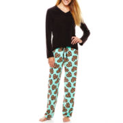 PJ Couture® 3-Piece Microfleece PJ Set