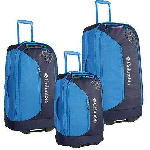 Columbia Rill 3-pc. Luggage Set