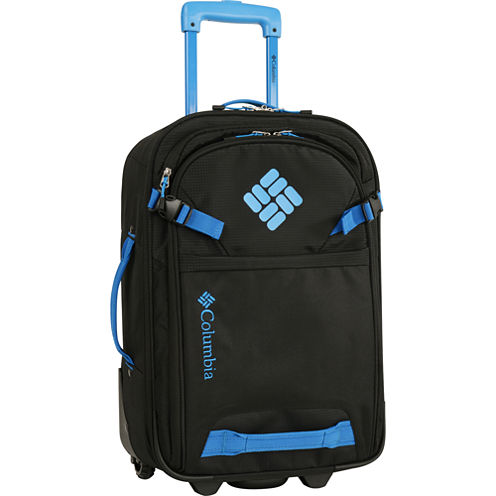 "Columbia 20"" Upright Luggage"