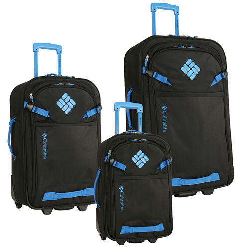 Columbia Hawser 3-pc. Luggage Set