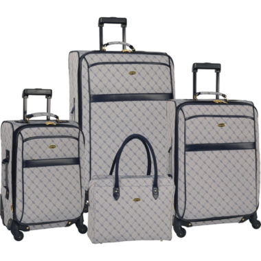 jcpenney.com | 4-pc. Luggage Set