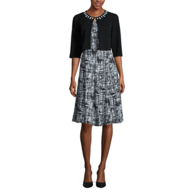 jcpenney.com | Perceptions Jacket Dress