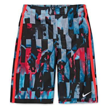 jcpenney.com | Nike® Underwater Swim Trunks - Boys 8-20