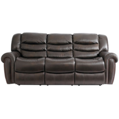 jcpenney.com | Bassett® Yale Motion Sofa with Power