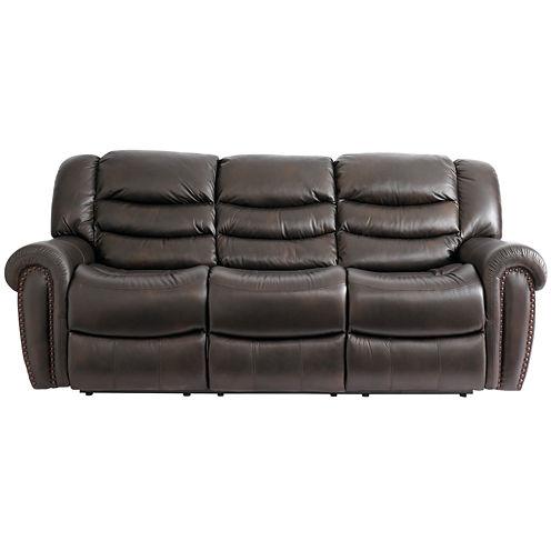 Bassett® Yale Motion Sofa with Power