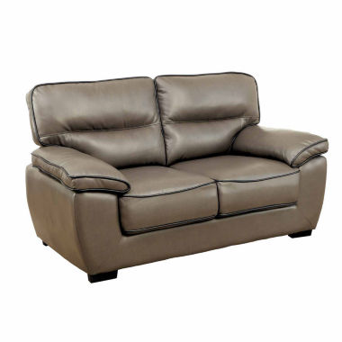 jcpenney.com | Caleb Transitional Pad-Arm Loveseat