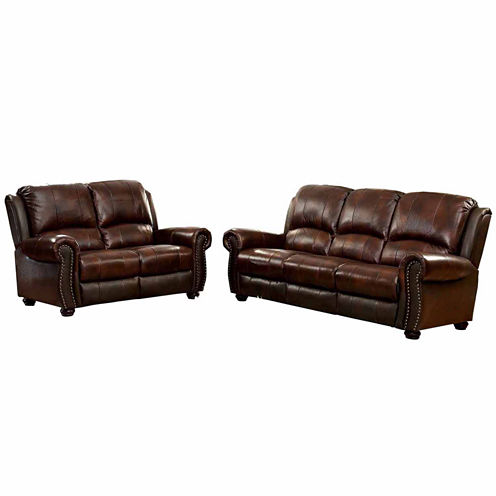Myron Transitional 2-pc. Seating Set