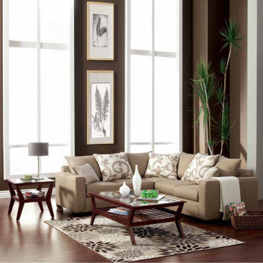 jcpenney.com | Morella Transitional Track-Arm Sectional