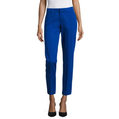 jcpenney.com | a.n.a Stretch Twill Ankle