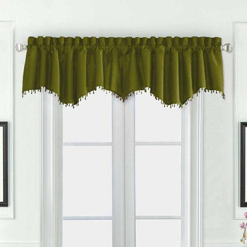 Silk Road Rod-Pocket Curtain Panel