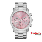 Womens Boyfriend Bracelet Watch