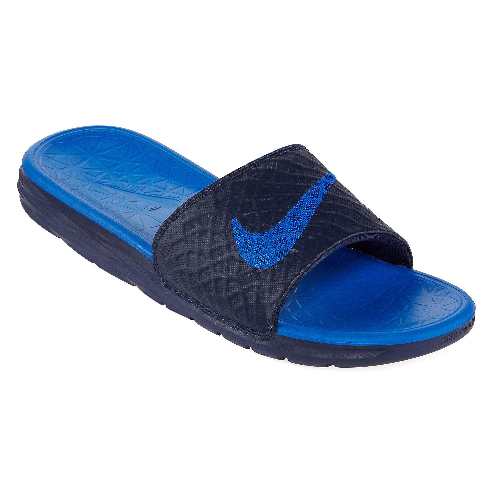 UPC 888408304421 product image for Nike Mens Benassi Solarsoft Slide 2  Slides (11) |