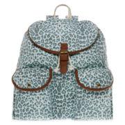 Olsenboye® Leopard Print Backpack