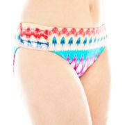 Liz Claiborne® Side-Sash Hipster Swim Bottoms