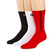 Champion® 3-pk. Double Dry® Performance Crew Socks