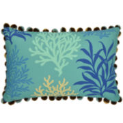 Waverly® Marine Life Oblong Decorative Pillow