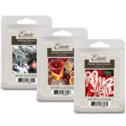 Estate™ Set of 3 Wax Melts – Assorted Holiday