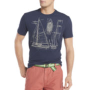 IZOD® Short-Sleeve Graphic Tee