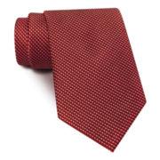 Stafford® Candy Dot Tonal Tie - Extra Long