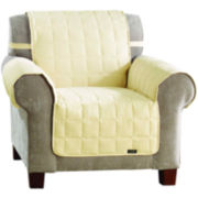 SURE FIT® Waterproof Chair Pet Furniture Cover