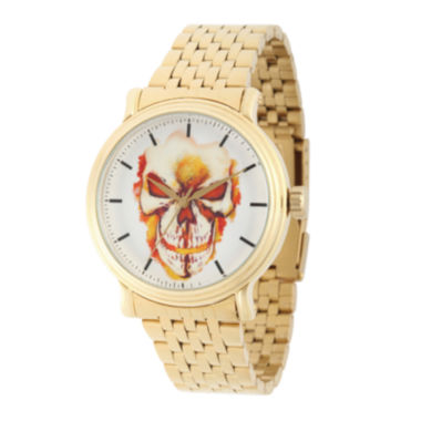 jcpenney.com | Marvel® Mens Ghost Rider Bracelet Watch