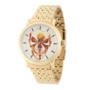Marvel® Mens Ghost Rider Bracelet Watch