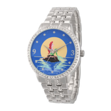 jcpenney.com | Disney Ariel Womens Moon Bracelet Watch
