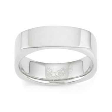 jcpenney.com | Stainless Steel Band Ring