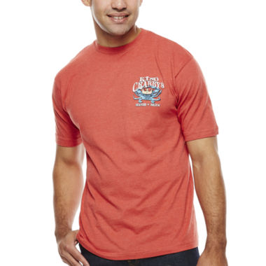 jcpenney.com | No Bad Days® King Crabbys Rocky Bottom Cove Graphic Tee