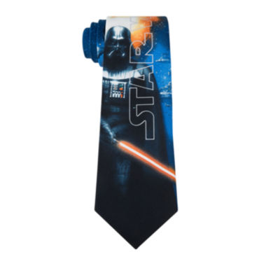 jcpenney.com | Star Wars® Darth Vader Poster Tie