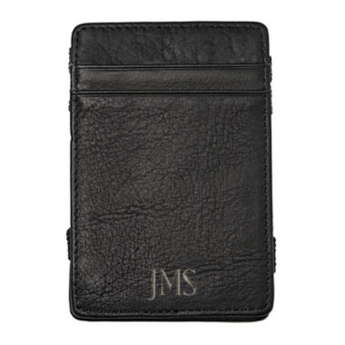 jcpenney.com | Personalized Columbian Leather Magic Wallet