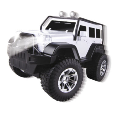 jcpenney.com | The Black Series® Remote Control 4X4 Jeep