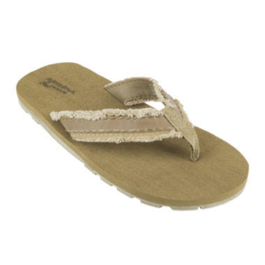 jcpenney.com | Arizona Frayed Flip Flops