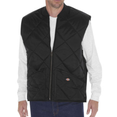 jcpenney.com | Dickies® Diamond Quilted Vest - Big & Tall