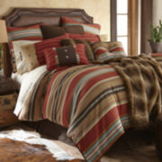 HiEnd Accents Calhoun Comforter Set & Accessories