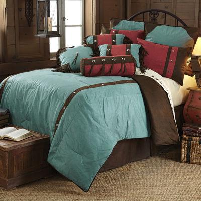 HiEnd Accents Cheyenne Comforter Set