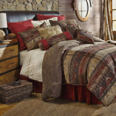 jcpenney.com | HiEnd Accents Sierra Comforter Set & Accessories