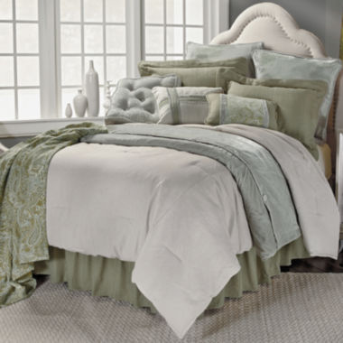 jcpenney.com | HiEnd Accents Arlington 4-pc. Comforter Set & Accessories