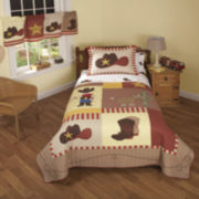 My World Cowboy 3-pc. Quilt Set